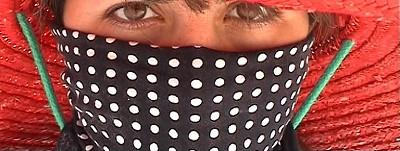 Videoart by Larissa Sansour (Palestine)